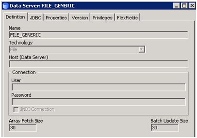 Oracle to Flat file - ODIExperts com